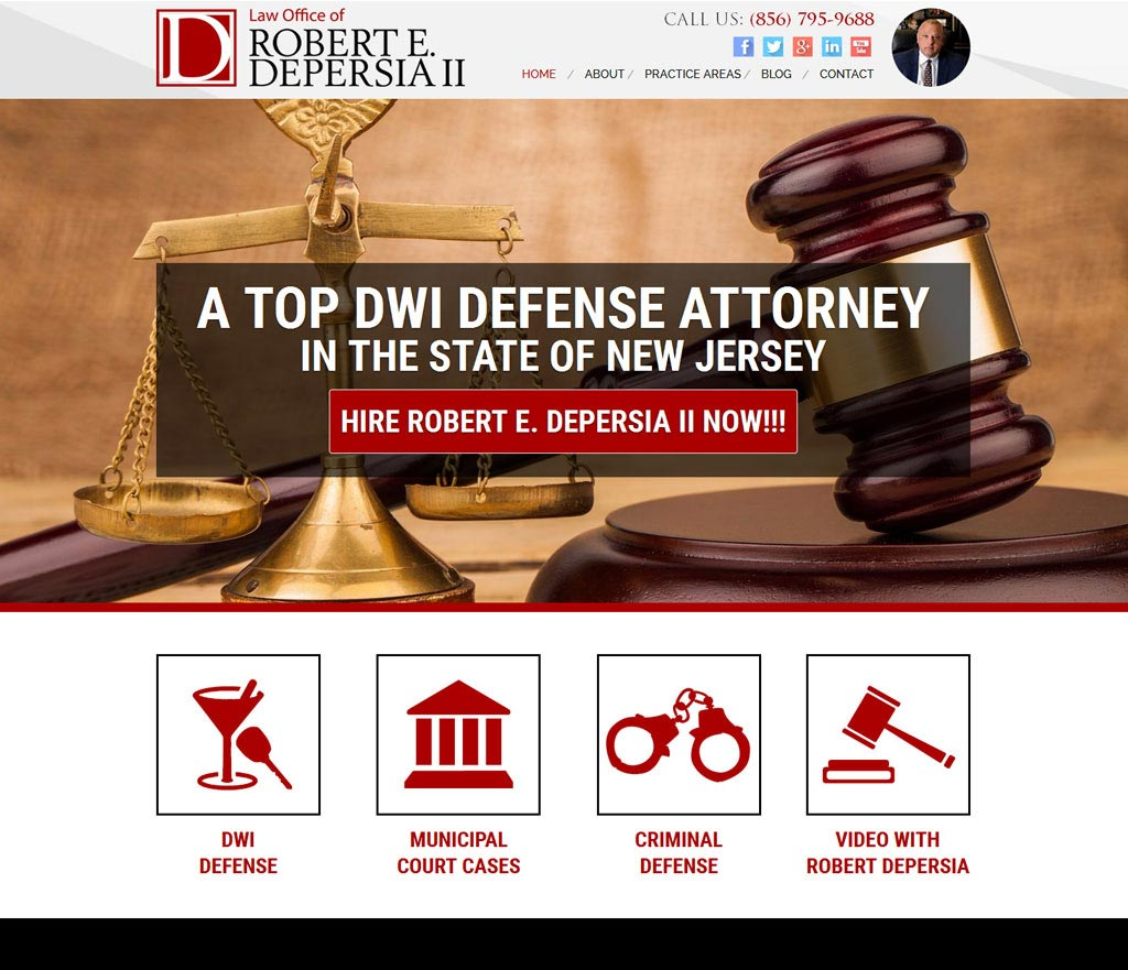 Depersialaw Site