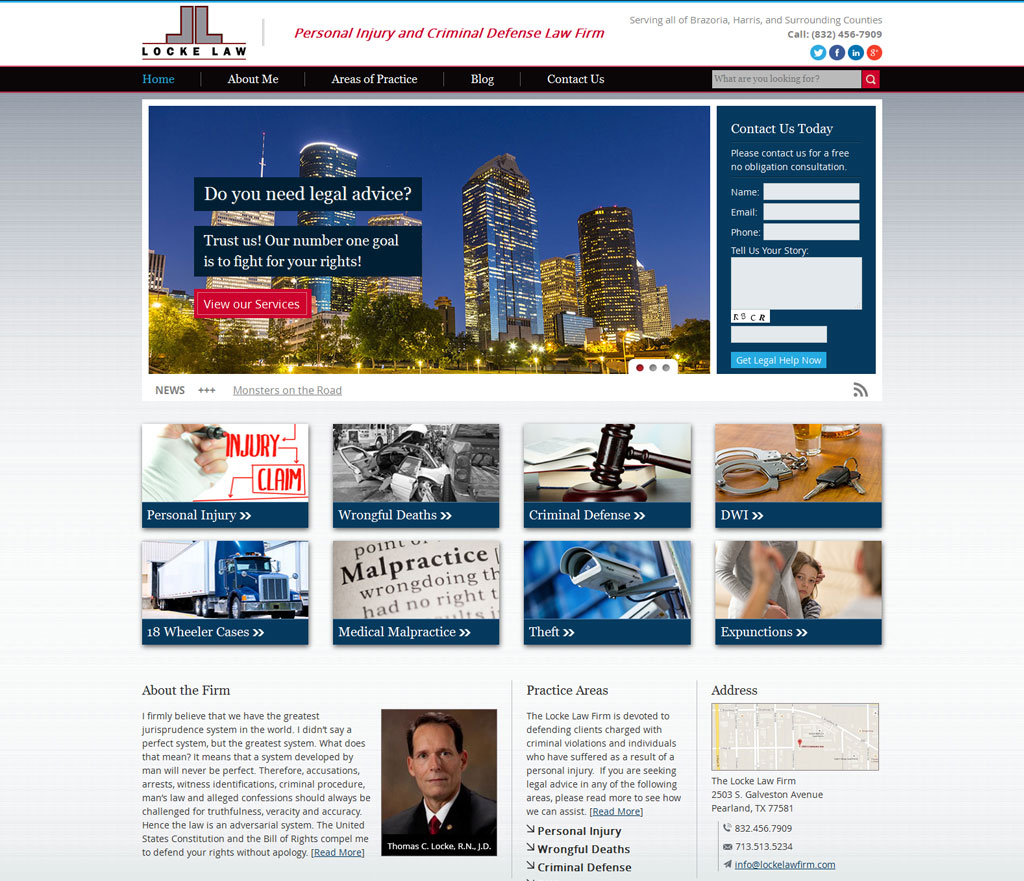 Lockelawfirm Site